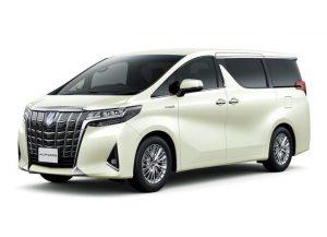 香港直通车今日问:为何采用丰田阿尔法的车型?